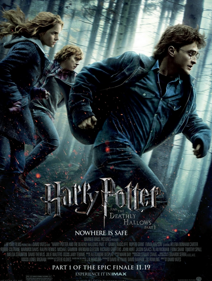 Harry Potter and the Deathly Hallows: Part 1 (2010) Prolog
