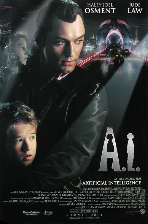 A.I.: Artificial Intelligence (2001) Prolog