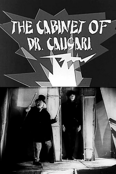 the cabinet of dr caligari kabinet doktora kaligarija 1920 new release 27140