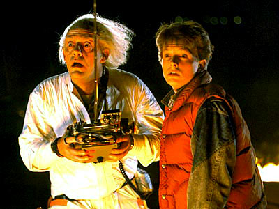 Back To The Future (1985) gledaj